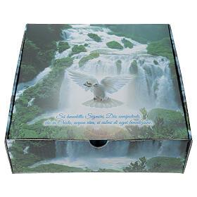 Bouteilles eau bénite 100 pcs (emballage) 50 ml s3