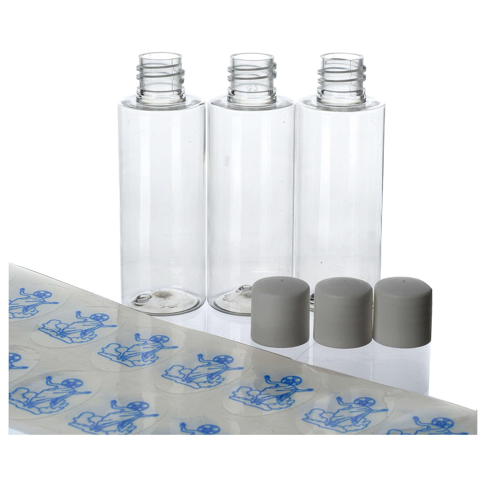 Bottiglie acqua benedetta 100 pz. (confezione) 50 ml 3