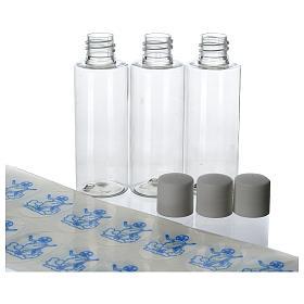 Bottiglie acqua benedetta 100 pz. (confezione) 50 ml s2