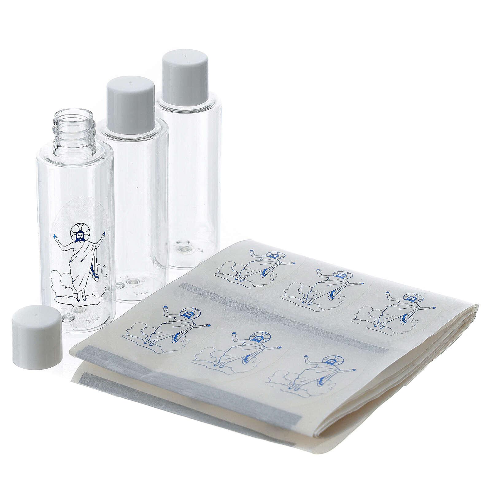 Holy water bottles, 100 pack 50 ml 3