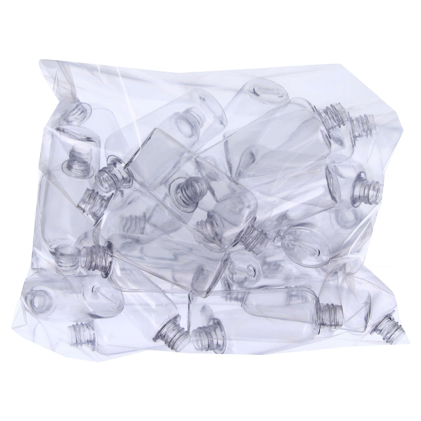 Garrafinhas para Água Benta transparentes 75 ml (EMBALAGEM DE 100 PEÇAS) 3