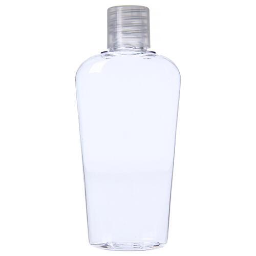 Garrafinhas para Água Benta transparentes 75 ml (EMBALAGEM DE 100 PEÇAS) 1