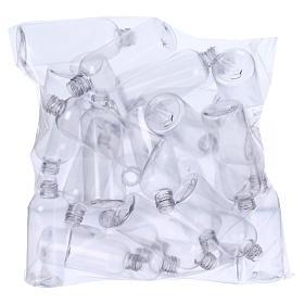 Butelki na wodę święconą 100 ml cylindryczne 100 sztuk s2