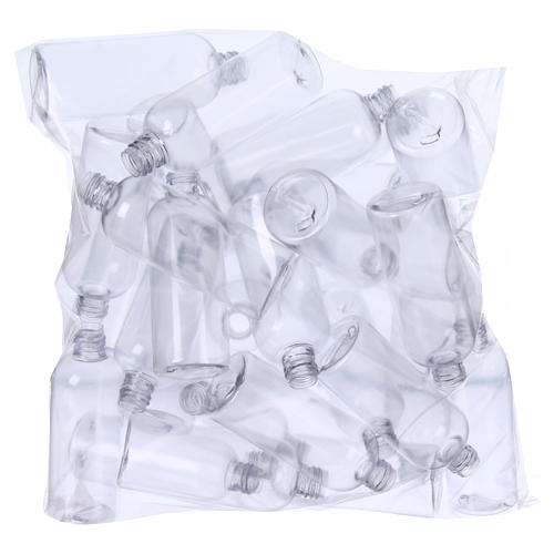 Butelki na wodę święconą 100 ml cylindryczne 100 sztuk 2