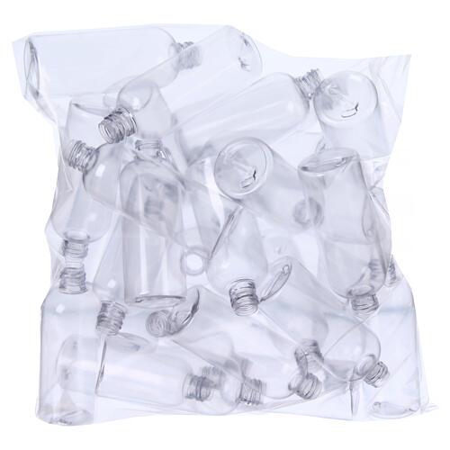 Garrafinhas para Água Benta cilíndricas 100 ml (EMBALAGEM DE 100 PEÇAS) 2