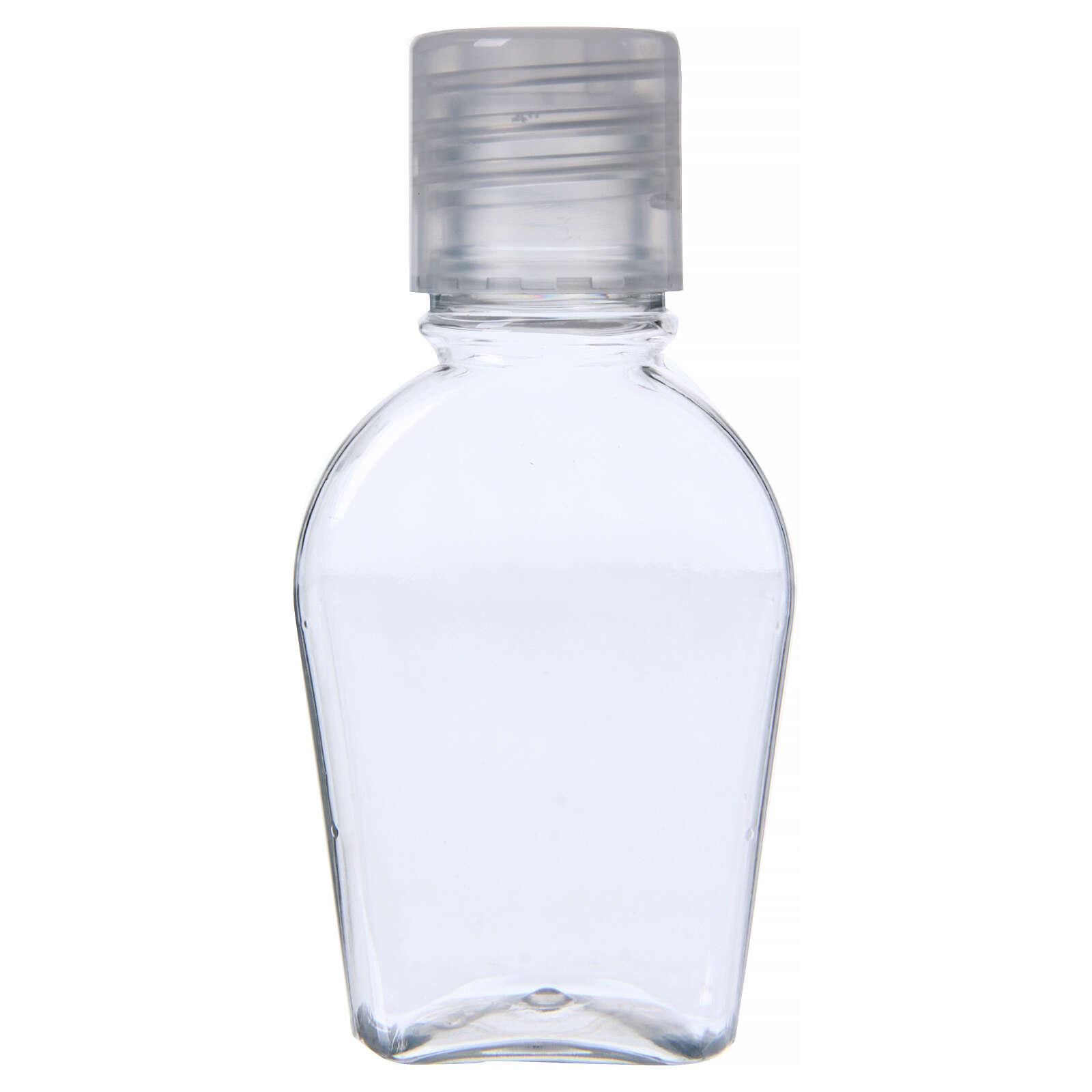 Garrafinhas para Água Benta transparentes 30 ml (EMBALAGEM DE 100 PEÇAS) 3