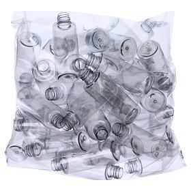 Garrafas para Água Benta cilíndricas 55 ml caixa 100 unidades s2