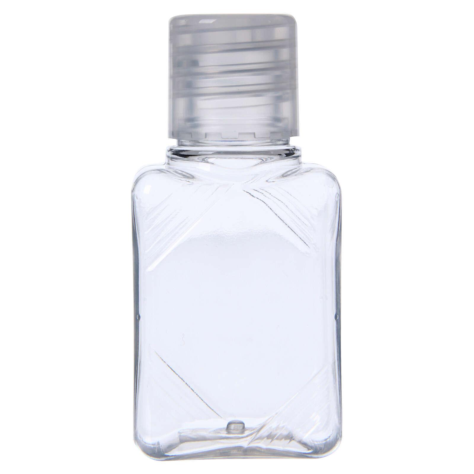 Garrafinhas para Água Benta plástico transparente capacidade 30 ml (EMBALAGEM DE 100 PEÇAS) 3