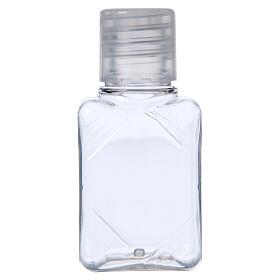 Garrafinhas para Água Benta plástico transparente capacidade 30 ml (EMBALAGEM DE 100 PEÇAS) s1