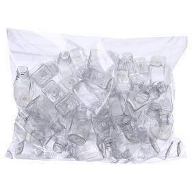 Garrafinhas para Água Benta plástico transparente capacidade 30 ml (EMBALAGEM DE 100 PEÇAS) s2