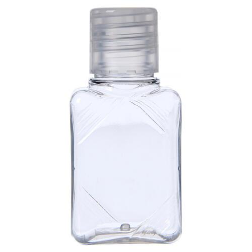 Garrafinhas para Água Benta plástico transparente capacidade 30 ml (EMBALAGEM DE 100 PEÇAS) 1