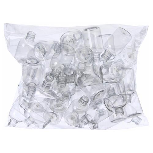 Bouteilles eau bénite 50 ml emballage 100 pcs 2