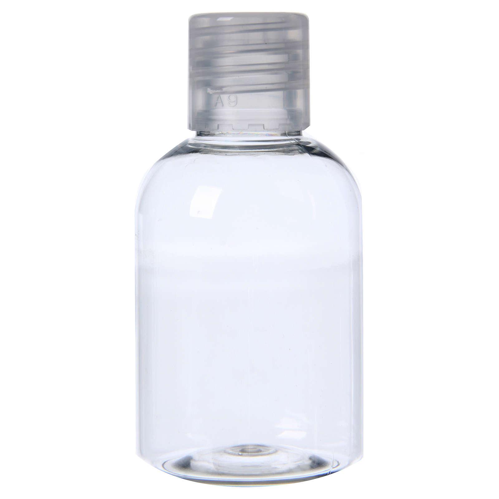 Bottigliette acqua benedetta 50 ml conf. 100 pz 3