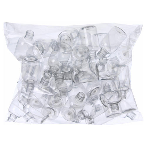Bottigliette acqua benedetta 50 ml conf. 100 pz 2