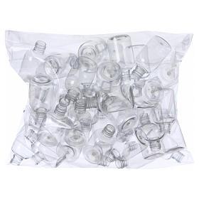 Buteleczki na wodę święconą 50 ml opakowanie 100 sztuk s2