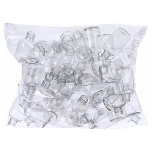 Garrafas para Água Benta 50 ml caixa 100 unidades 2