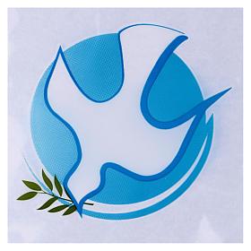 Busta Domenica delle Palme colomba con olivo 500 pz s2