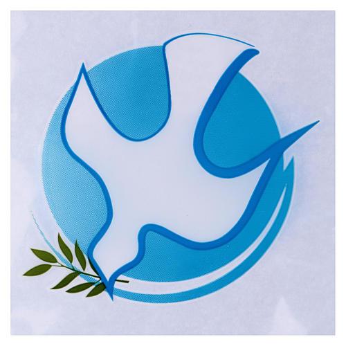 Busta Domenica delle Palme colomba con olivo 500 pz 2
