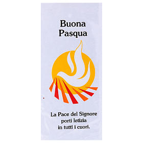Palm Sunday bag with dove of Peace 500 pieces s1