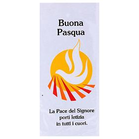 Busta porta olivo Domenica delle Palme colomba della Pace 500 pz s1