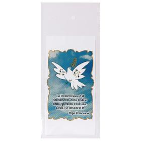 Busta porta olivo Domenica delle Palme Colomba della Pace 200 pz s1