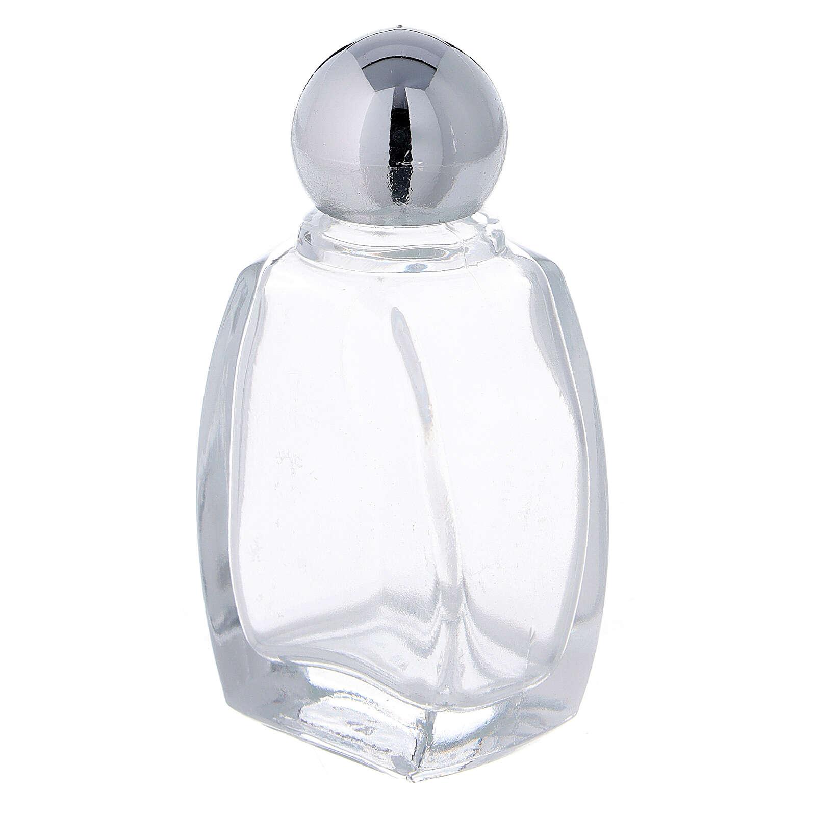 Garrafinhas para água benta em vidro 15 ml (EMBALAGEM 50 UNIDADES) 3