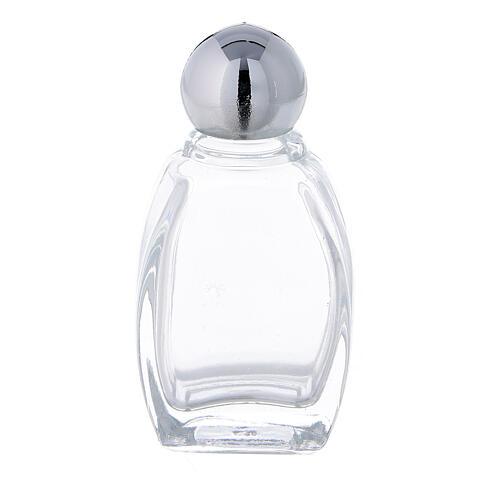 Garrafinhas para água benta em vidro 15 ml (EMBALAGEM 50 UNIDADES) 1