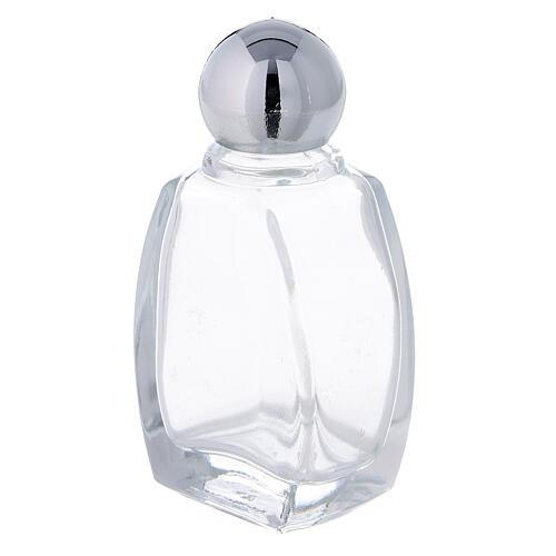 Garrafinhas para água benta em vidro 15 ml (EMBALAGEM 50 UNIDADES) 2