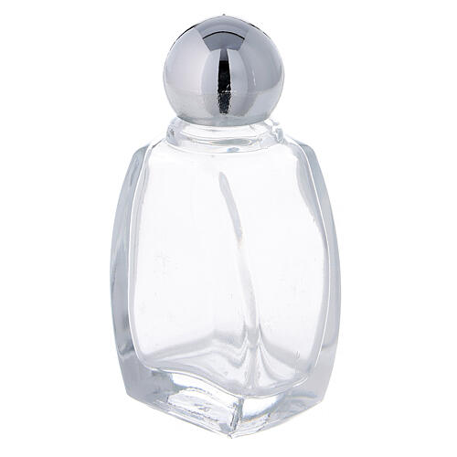 Glass holy water bottle (50 piece pack) 2