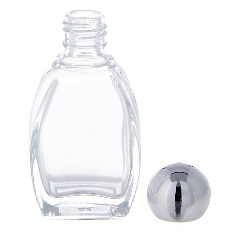Glass holy water bottle (50 piece pack) 3