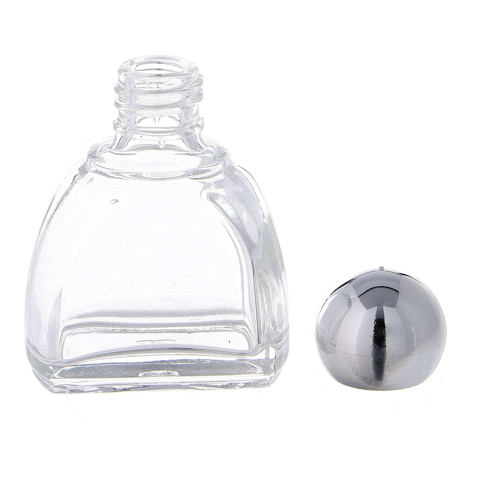 Botella agua bendita 12 ml de vidrio (CAJA 50 PIEZAS) 3