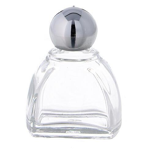 Botella agua bendita 12 ml de vidrio (CAJA 50 PIEZAS) 1
