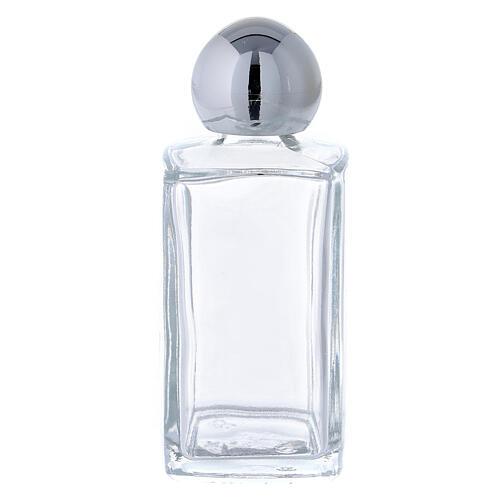 Botella vidrio agua bendita 50 ml (CAJA 50 PIEZAS) 1