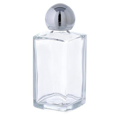 Botella vidrio agua bendita 50 ml (CAJA 50 PIEZAS) 2