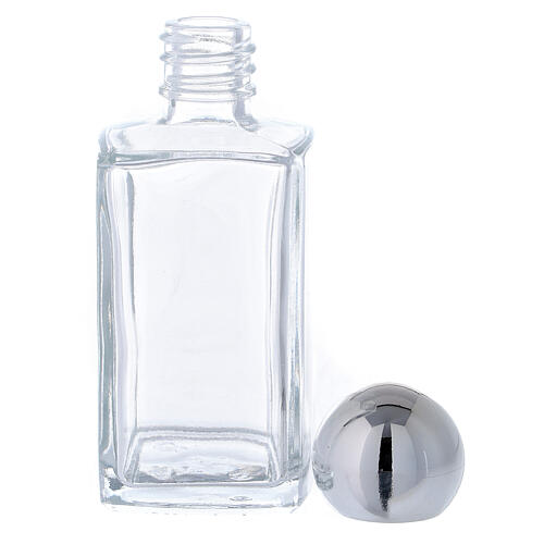 Botella vidrio agua bendita 50 ml (CAJA 50 PIEZAS) 3