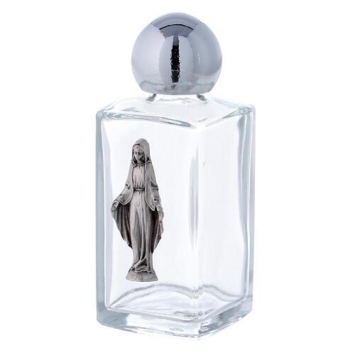Bottiglietta acquasanta Madonna Immacolata 50 ml (50 PZ) vetro 2