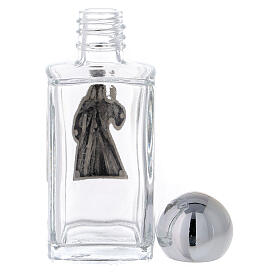 Flacon eau bénite Christ Miséricordieux 50 ml (50 pcs) verre s3