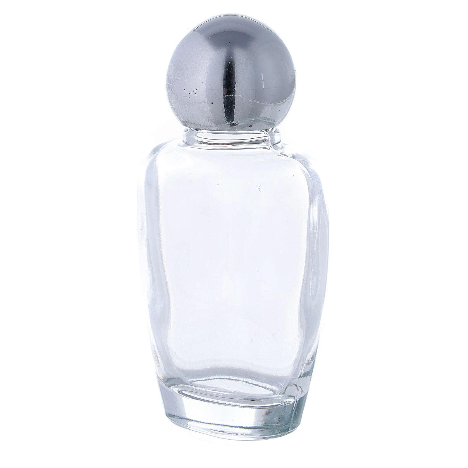 Botella agua bendita vidrio 30 ml (CAJA 50 PIEZAS) 3