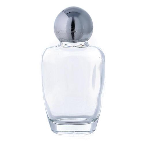 Botella agua bendita vidrio 30 ml (CAJA 50 PIEZAS) 1