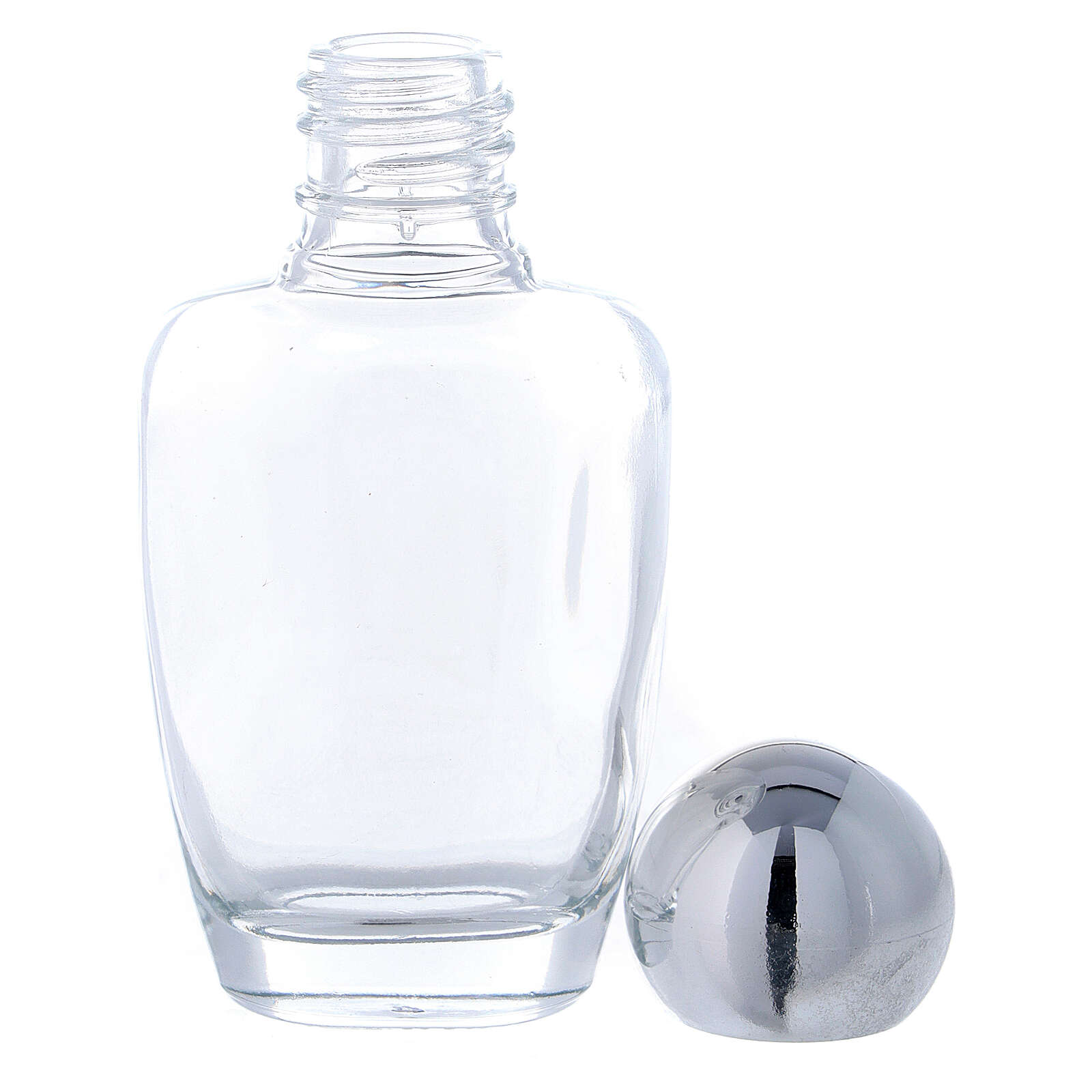 Bottiglietta acquasanta vetro 30 ml (CONF. 50 PZ)  3
