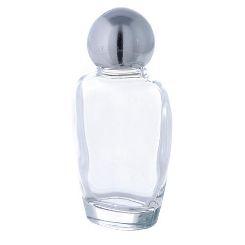 Bottiglietta acquasanta vetro 30 ml (CONF. 50 PZ)  2