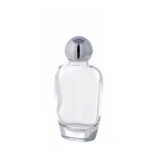 Holy water glass bottle, 50 ml, lot of 50 2