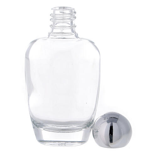 Holy water glass bottle, 50 ml, lot of 50 3