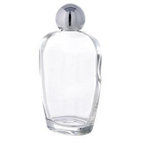 Flacon arrondi eau bénite verre 50 ml (50 pcs) s2