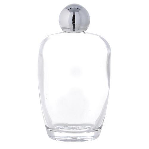 Flacon arrondi eau bénite verre 50 ml (50 pcs) 1