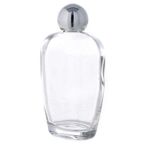 Flacon arrondi eau bénite verre 50 ml (50 pcs) 2