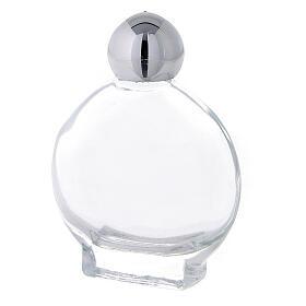 Flacon rond 15 ml pour eau bénite verre (50 pcs) s2
