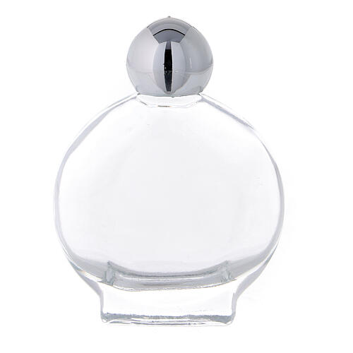 15 ml Holy water bottle in glass (50 pcs pk) 1