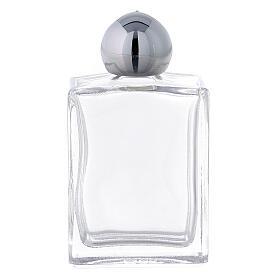 Flacon carré pour eau bénite 15 ml verre (50 pcs) s1