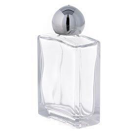 Flacon carré pour eau bénite 15 ml verre (50 pcs) s2